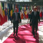 EU foreign ministers urge more action on Turkey and China in first in-person meeting since pandemic