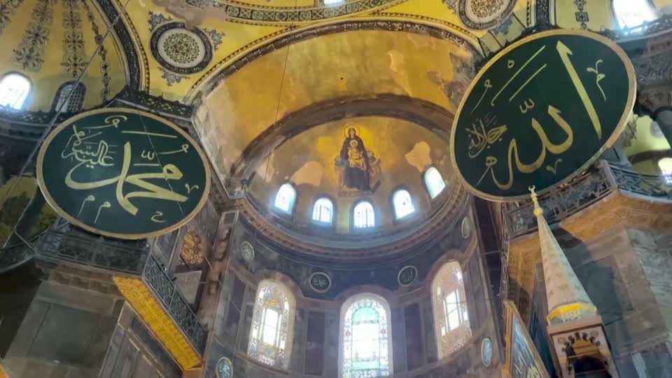 Explained: The battle over Turkey's Hagia Sophia