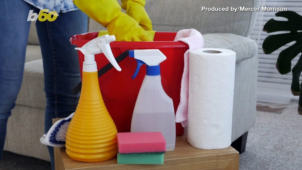 Here Are a Few Old-School Tips for Cleaning Around the House!