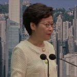 """Hong Kong security law is not """"doom and gloom"""""""