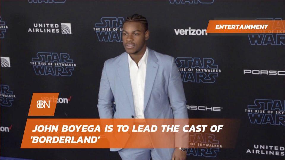 John Boyega's New Movie