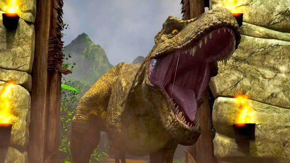 Jurassic World: Camp Cretaceous on Netflix - Official Teaser Trailer