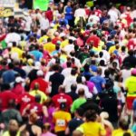 Kid Runs Marathon Dressed as Various Superheroes to Raise Money for COVID Relief