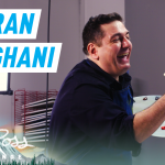'Last Comic Standing's' Mehran Khaghani paints along with Bob Ross — The Bob Ross Challenge