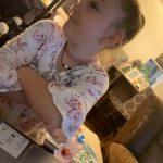 Little Girl Upset Over Attending Virtual Lessons During Quarantine