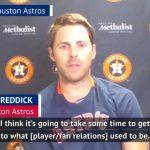 MLB player negotiations have hurt fan relations - Reddick