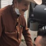 Man Buys Out Ice Cream Cart So Elderly Seller Could Rest On Father's Day