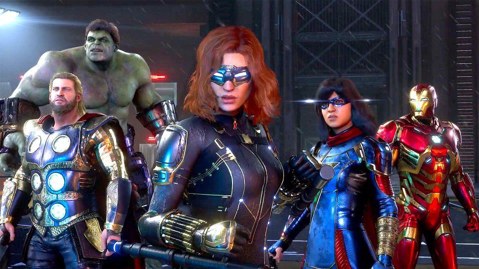 """Marvel's Avengers - Official """"MODOK Threat"""" Trailer"""