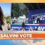 Matteo Salvini: Will Italy's far-right leader lose his parliamentary immunity?
