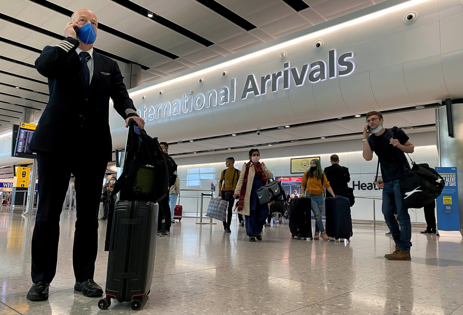 Quarantine-free air bridges for 59 countries FINALLY revealed giving Brits green light to jet off on holiday tomorrow 11