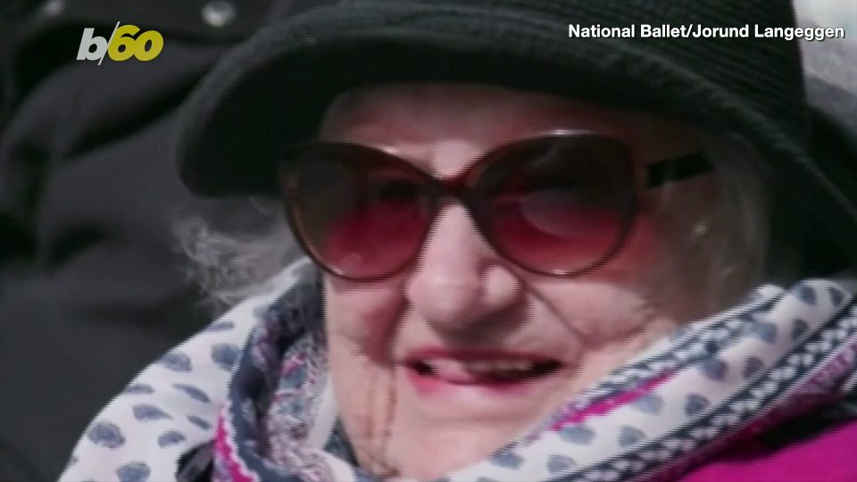 National Ballet Dancers Tour Nursing Homes to Bring Performances to Those in Isolation!