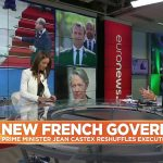 New French government named under Prime Minister Jean Castex in Macron reshuffle
