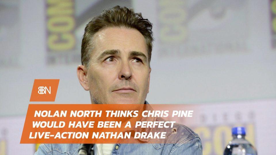 Nolan North Has Nathan Drake Opinions