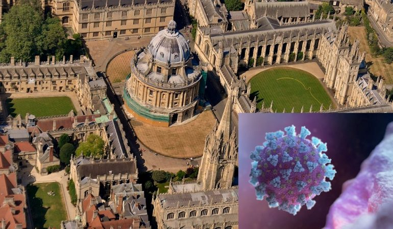 Covid-19 may not have originated in China, Oxford University expert believes 6