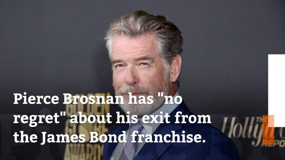 Pierce Brosnan After James Bond