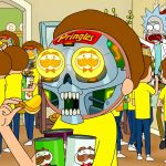 """Pringles """"Rick and Morty"""" Super Bowl Commercial 2020"""