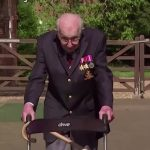Queen to knight UK fundraiser Captain Tom