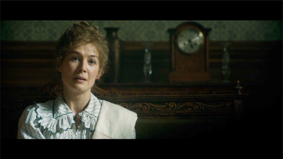 Rosamund Pike In 'Radioactive' First Trailer