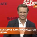 Sam Heughan Eyes James Bond