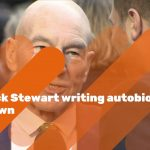 Sir Patrick Stewart Is Working