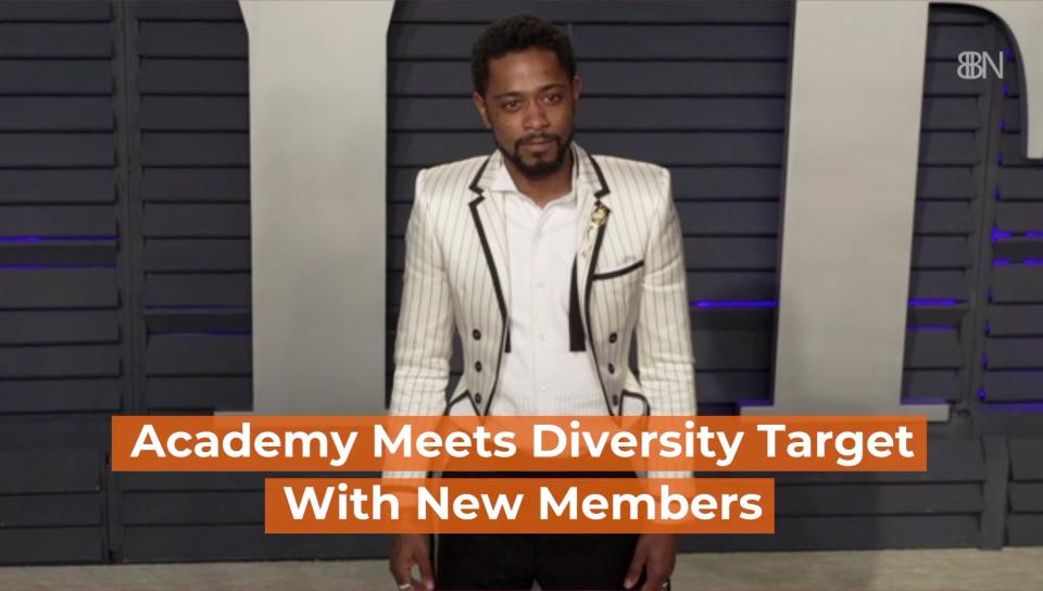 The Academy Diversity Target