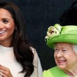 The Queen Talks About Archie's Red Hair