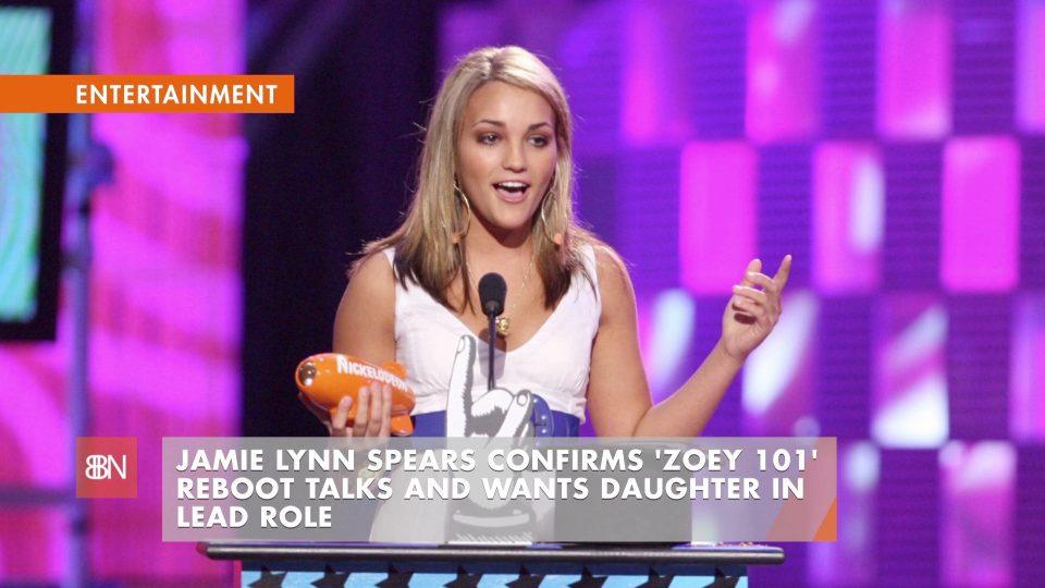 The 'Zoey 101' Reboot