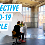 This giant bubble is designed to protect COVID-19 doctors — Future Blink