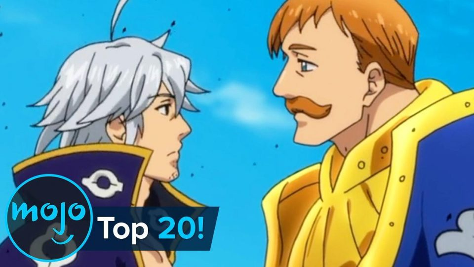 Top 20 Anime Fights Of The Century (So Far)