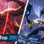 Top 20 New PS5 Games