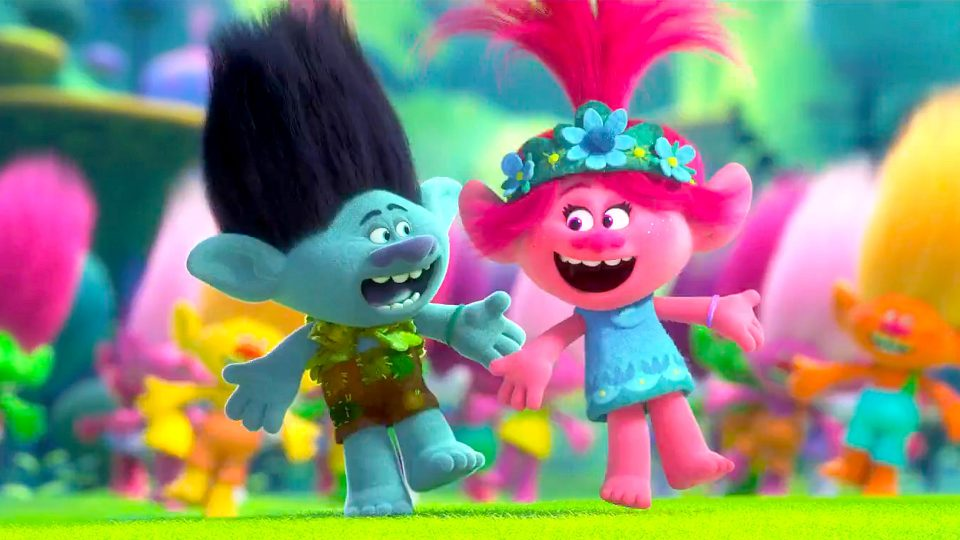 Trolls World Tour with Justin Timberlake - Official Trailer 3