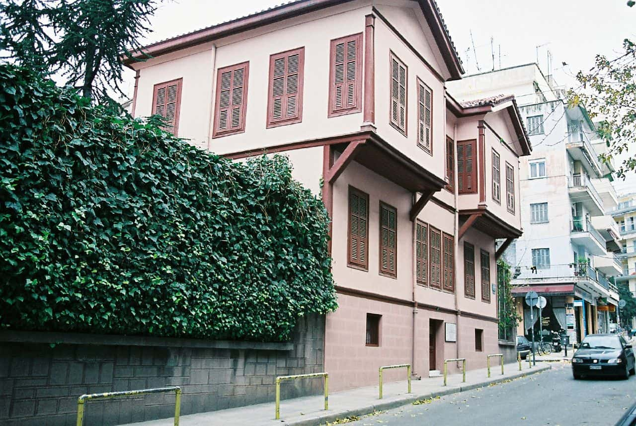 Greek Right Wing party calls for Atatürk's birth home in Greece to be transformed into memorial museum 7