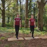 Two Brothers Showcase Extraordinary Synchronized Dance Skills