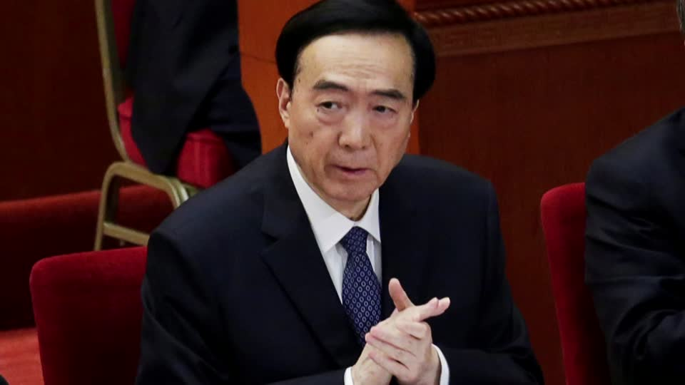 U.S. sanctions Chinese official over Uighur rights