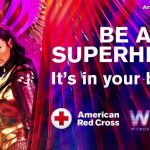 Wonder Woman Teams up With American Red Cross for Donation Relief During COVID!
