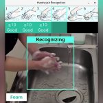 You're Doing It Wrong! Japanese AI Corrects You If You're Washing Hands Incorrectly
