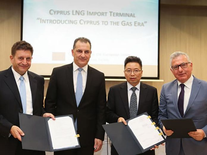 South Cyprus to enter the natural gas era 19