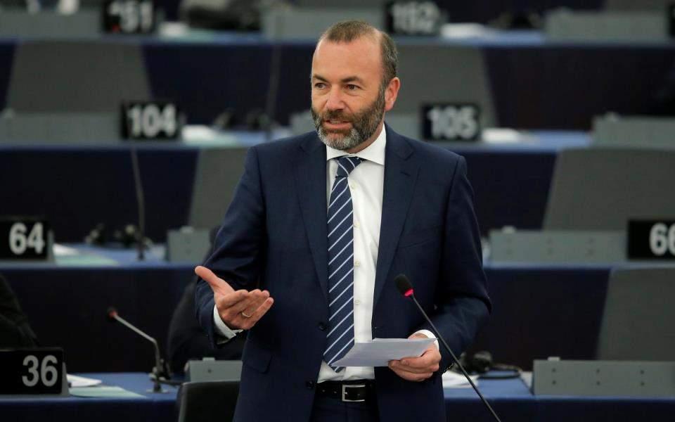 Weber: EU must increase pressure on Turkey over Greece, Cyprus 4