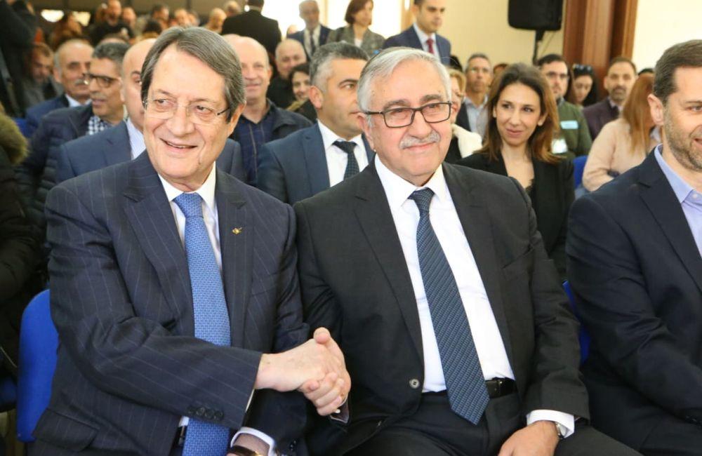 Nikos Anastasiadis and Mustafa Akinci