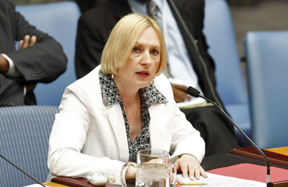 Spehar informed SA about the Cyprus issue and UNFICYP 19