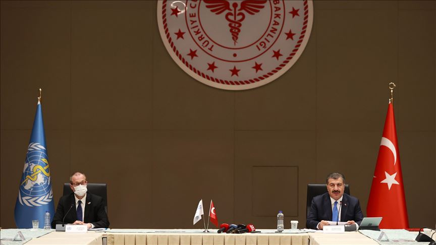Turkey, WHO sign agreement to open office in Istanbul 15