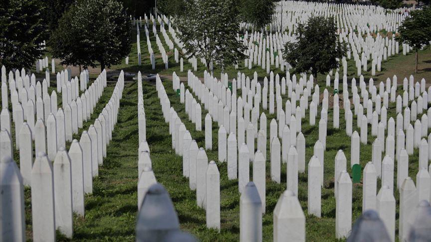 Srebrenica genocide still 'open wound': EU commissioner 15