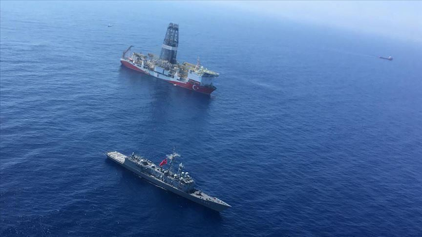 Turkey's East Med. energy policy on firm legal basis 18