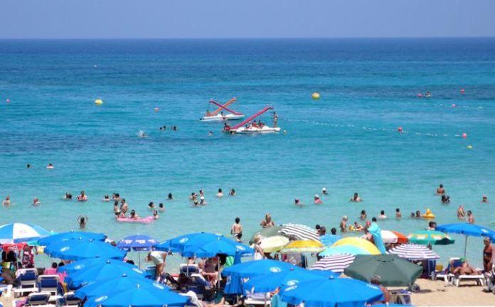 South Cyprus: Tourist arrivals 'revised downwards'; Covid-19 test holding back UK visitors 15
