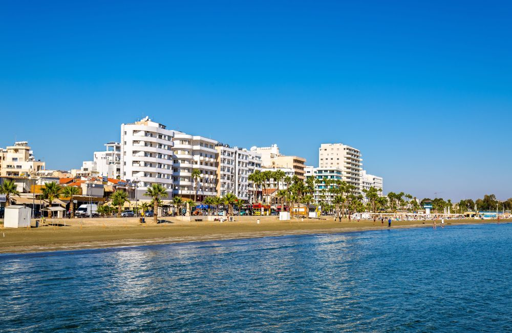 Southern Cyprus Opens Its Doors To England From August 10