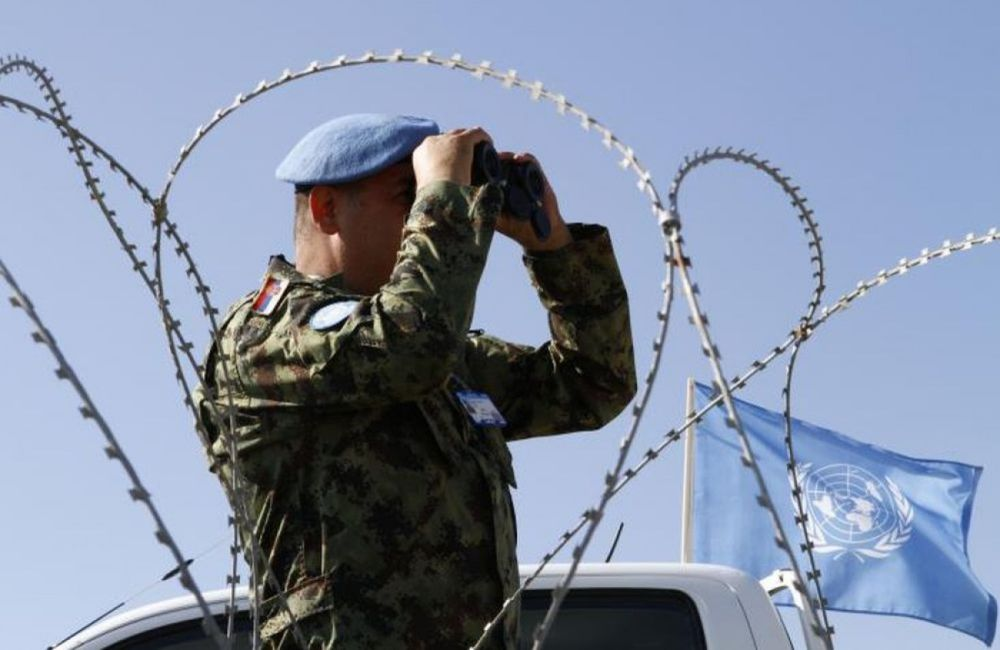 UNFICYP resolution gives weight to roadblocks 17