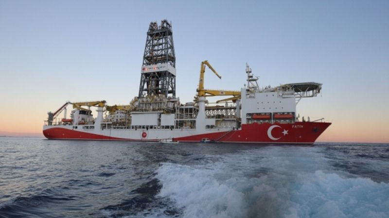 Turkey Finds Gas, can meet its energy needs for 20 years 15