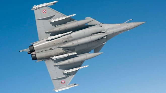 France sends jets and ships to tense east Mediterranean 16