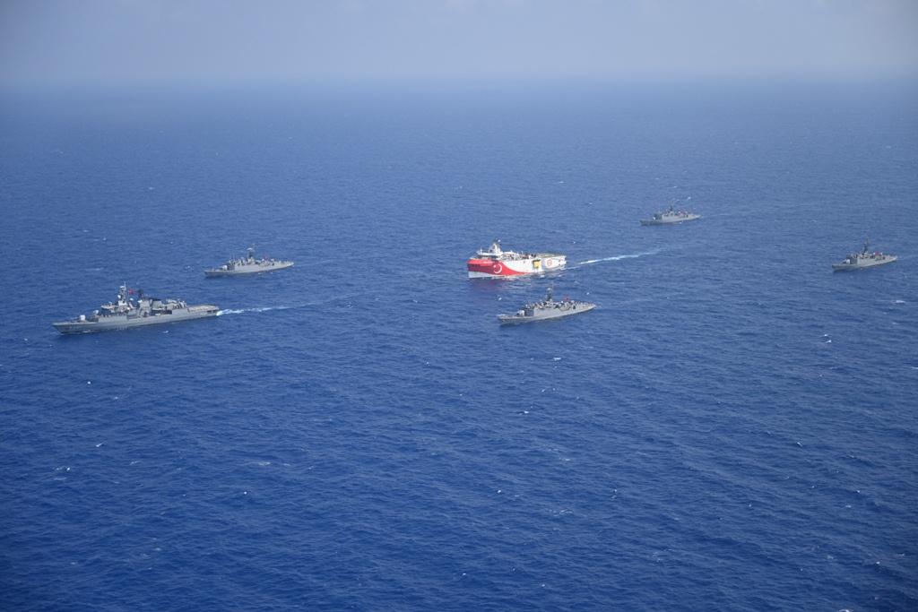 Erdogan warns Turkey will retaliate if Greece attacks Oruc Reis in East Med 21