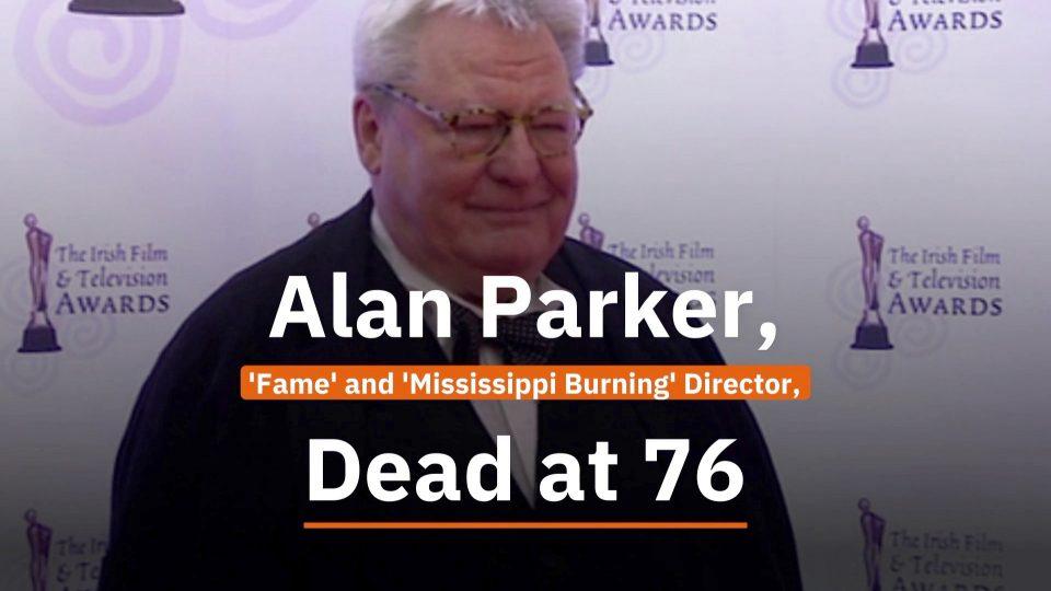 Alan Parker Has Died